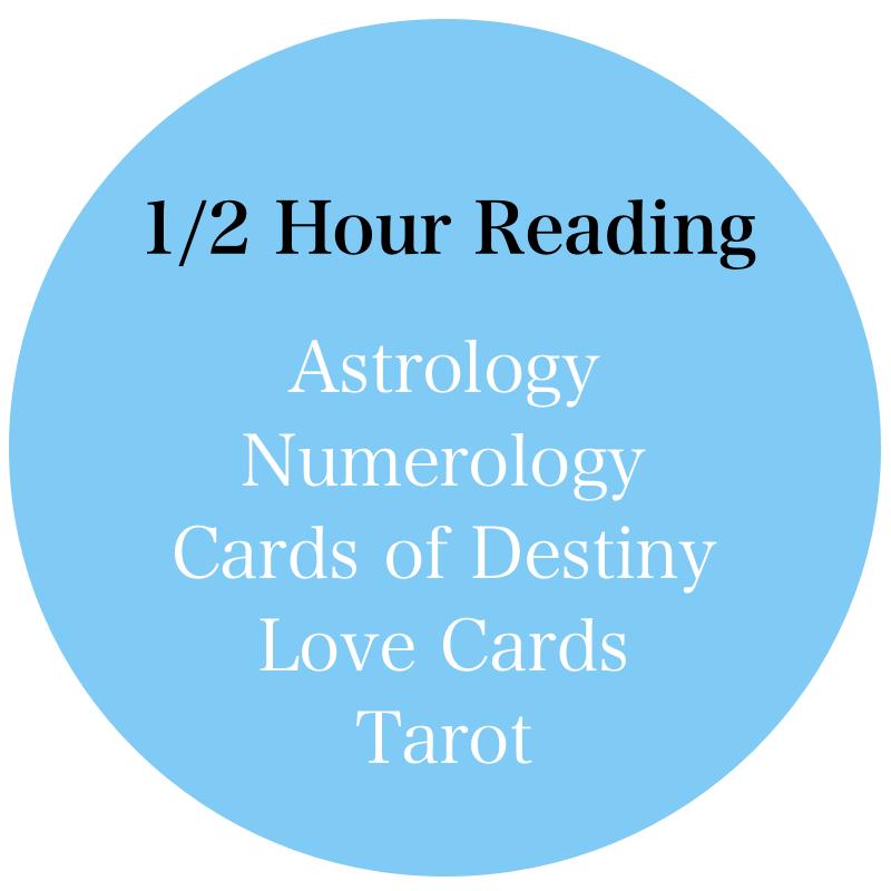 half hour reading