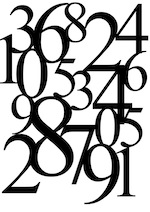 bwnumbers
