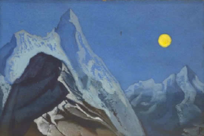roerich full moon